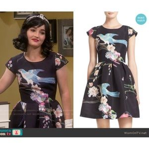 "Ted Baker ""Zaldana"" Dress 1 (US 4)"